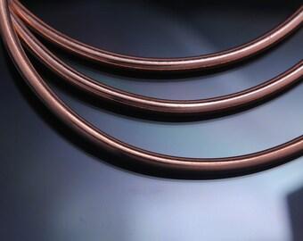 Stacking Bracelet Set   Everyday Copper Bracelet   Stacking Bracelet Set   Copper Stacking Bangles   Healing Bracelets   3 Copper bangles