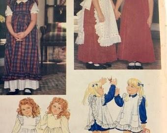 Little Vogue 2823 Girls pattern