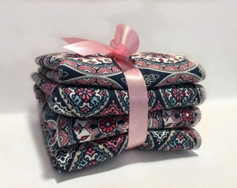 Ladies Wash Cloth - Bath Cloths - Gifts For Ladies - Bath Set - Wash Cloth Set - Mothers Day Gifts - Facial Cloths - Gifts Under 20 - Easter