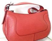 3 Days Free Ship Sale - FURLA Leather Purse Handbag Made in Italy