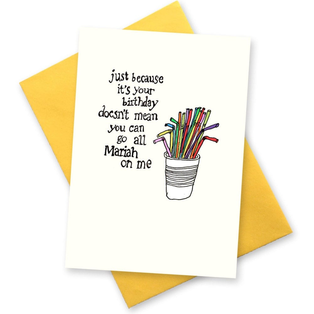 Funny Birthday Card . Diva BFF Gay Best Friend Greeting Cards