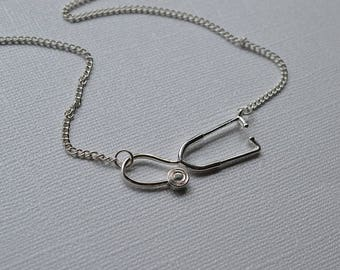 Biolojewelry - Stethoscope Necklace