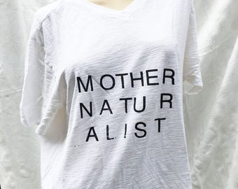 mother naturalist tshirt paper denim & cloth medium