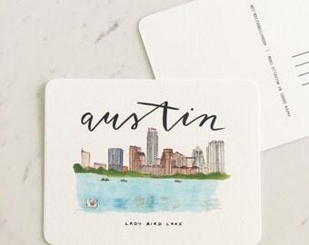 Austin, Texas (Lady Bird Lake)