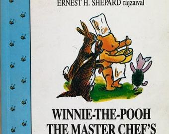 Winne-The-Pooh The Master Chef/Micimacko Mesterkukta es Baratai legjobb receptjei