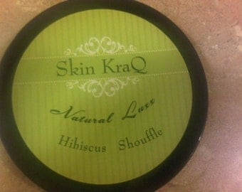 8. oz -Whipped cocoshea butter, great for skin and hair