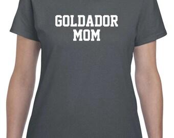 Goldador Mom Shirt Tshirt Dog