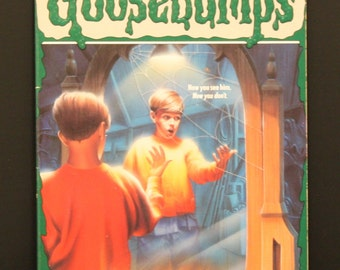 Let's Get Invisible! Classic Goosebumps
