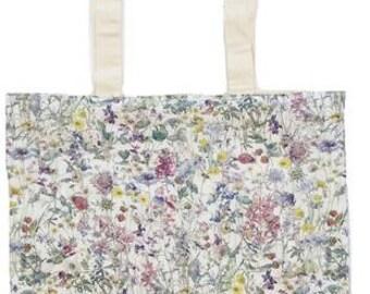 Liberty Print Shopper Bag - Wild Flowers
