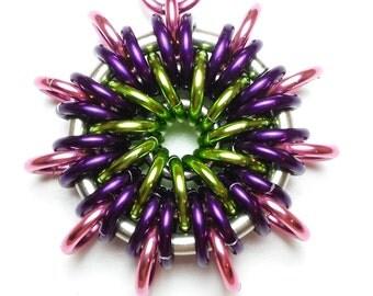 Sunburst Pendants *Many Colors Available*