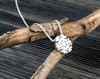 Snowflake - 925 Sterling Silver Edition