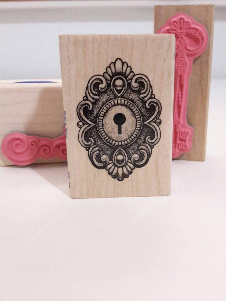 Rubber stamp craft supplies -  5 30