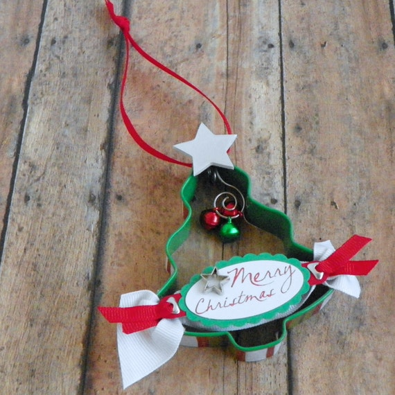 how to make a christmas tree cookie cutter
