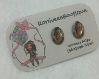 Chewbacca Earrings