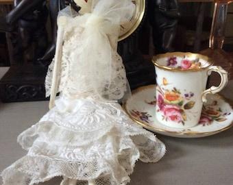 Edwardian  no. 1 cloth doll