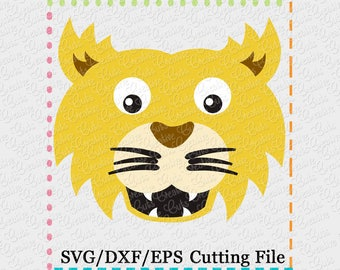 EXCLUSIVE SVG eps DXF Cutting File Wildcat svg, mascot svg, wildcats svg, wildcats cutting file, wildcat cut file, wildcats cutting file