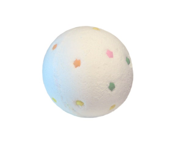 CELEBRATION Bath Bomb - Enjoy the Show! - / Vegan / Bath Fizzer / Bath Bomb / Birthday / Graduation / Party