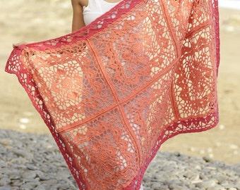 Crochet blanket, boho, afghan blanket, afghan throw, sofa blanket, bed blanket, hand made blanket.