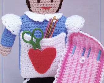 The Veranda Fashion Doll Furniture Crochet Pattern Annies