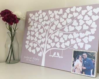 Wedding sign in book- Wedding guest book ideas- Wedding sign-Elegant