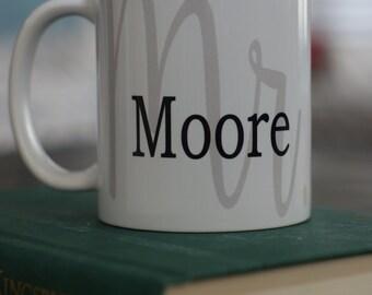 Mr. Coffee Mug- Gift Mug - Coffee Mug