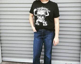 90s Punk Flaming Lips Rock Tshirt / Punk / Vintage Rock