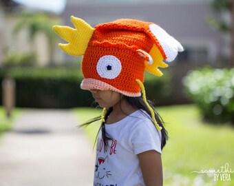 Magikarp Slouch Hat