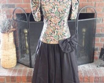 80s prom dress - prom dress vintage - vintage prom - vintage prom dress