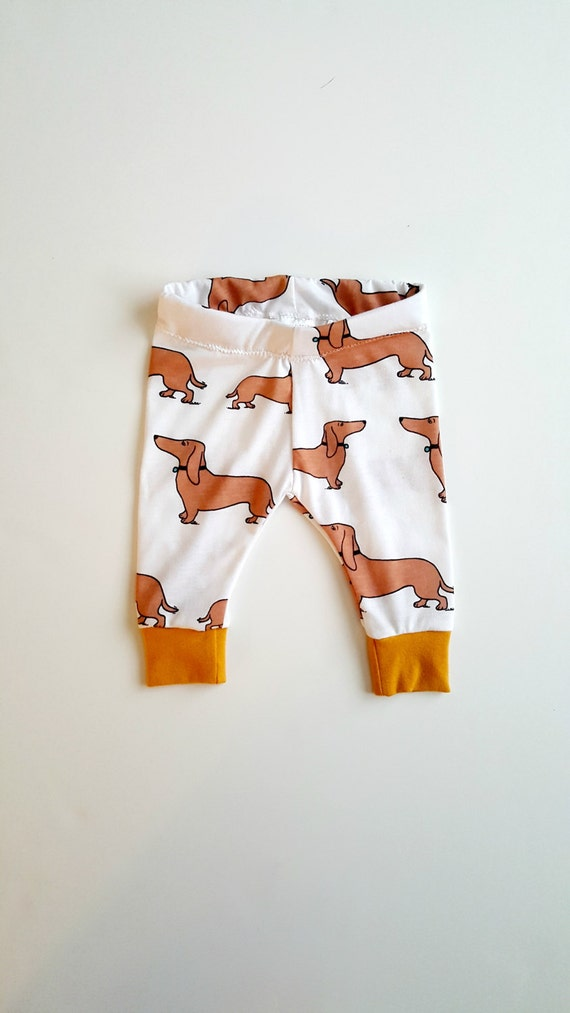 Baby Gifts For Either Gender : Baby leggings boy clothes dog unisex