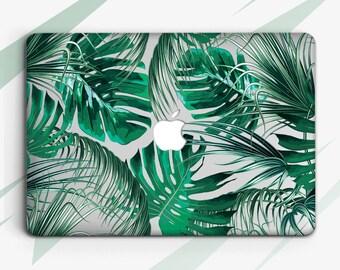 Banana Leaf Hard Case Macbook Air 13 Cover Macbook 12 Tropical Leaves Macbook Pro 15 Case Macbook Pro 13 Cover apple Mac Air 13 case 0032
