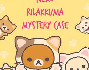 Neko Rilakkuma Mystery Case-MADE TO ORDER