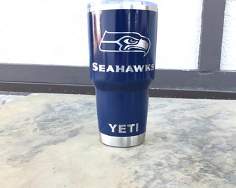 Navy Yeti Cup Etsy