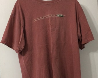 Colorado Embroidered Faded Tee