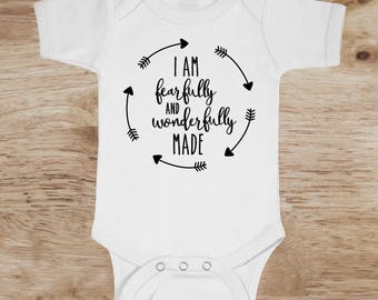 Cute Baby Boy clothes, Cute Baby Girl Clothes, Arrow baby onesies, christian bodysuit, miracle baby, baby arrow onesie, arrow baby onesies