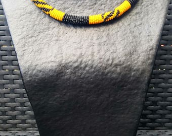 Necklace Bead Zulu