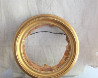 Vintage Small Gold Gilt Picture Frame