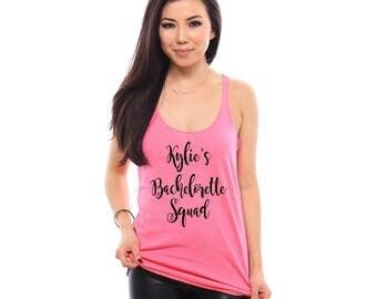 Custom Shirts / Bridesmaid Shirts / Bridesmaid Proposal / Will You Be My Bridesmaid / Bachelorette Party Shirts / Bridesmaid Tank Tops