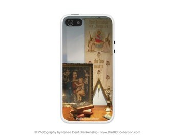 Madonna and Child Phone Case