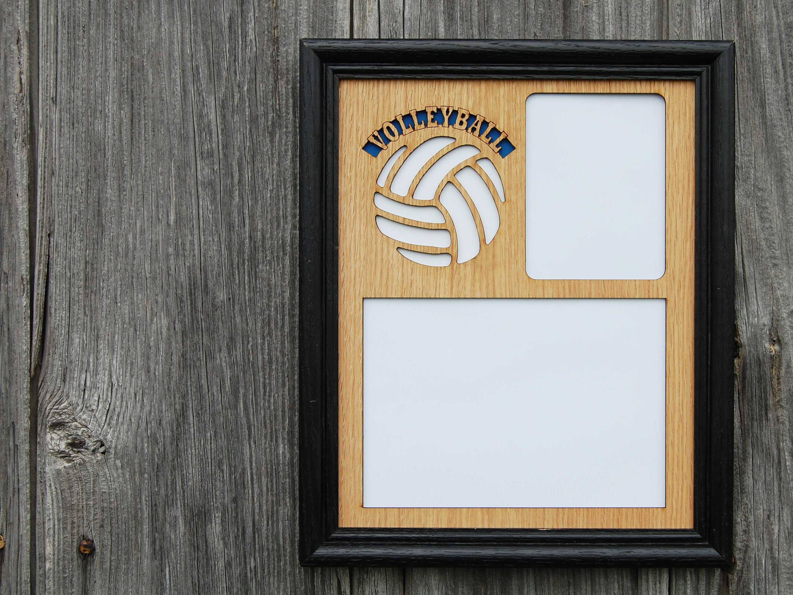 Volleyball Picture Frame Gift for Volleyball Parent