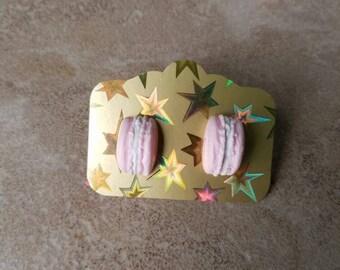 Macaron Stud earrings