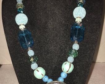Beachside Pendant Necklace
