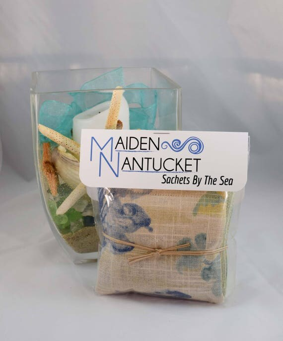 Sachets by the sea direct from nantucket all natural for Nantucket by the sea