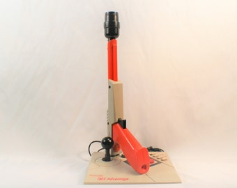 Nintendo Zapper Gun Lamp with Trigger as the light switch on Controller