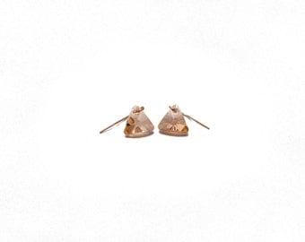 GOLDEN FALLON EARRING * best selling simple drop earring