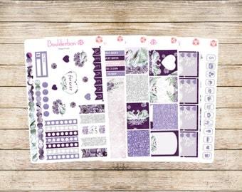 Wings Of Love | Planner Stickers | Weekly Planner Sticker Set | Valentine's Day Sticker Set | Anniversary Sticker Set | Love Sticker Set