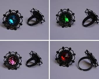 Gothic Ring Goth