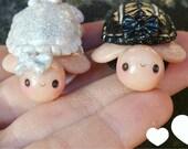 Kawaii bride and groom turtle gift set!
