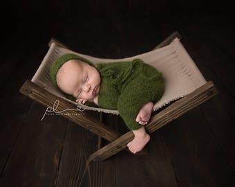 Newborn Hammock photography prop