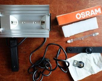 1970's Retro Novaphot 1000 Flash for Video Camera