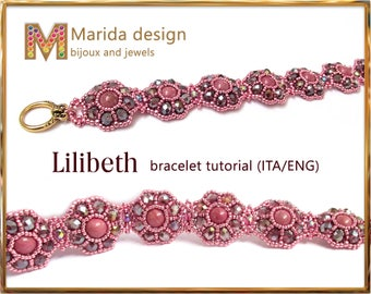 "Tutorial ""Lilibeth"" bracelet"
